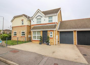 Challinor, Church Langley, Harlow CM17. 3 bed detached house for sale