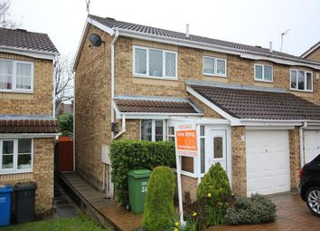 Thumbnail 2 bed semi-detached house for sale in Sherbourne Avenue, Chesterfield