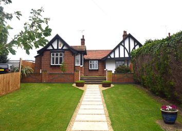 Thumbnail 3 bed semi-detached bungalow for sale in Eye Road, Peterborough