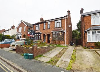 Thumbnail 4 bed semi-detached house for sale in Greenstead Road, Colchester