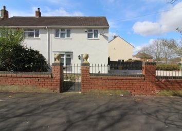 Thumbnail 3 bed semi-detached house for sale in Queen Elizabeth Avenue, Walsall