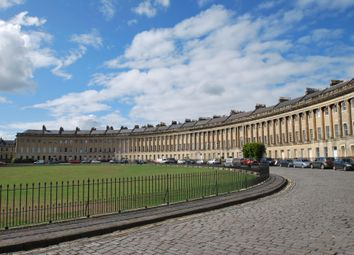 Thumbnail 1 bed property to rent in Royal Crescent, Bath