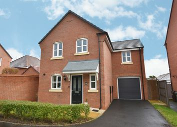 Thumbnail 3 bed detached house for sale in Berry Maud Lane, Shirley, Solihull