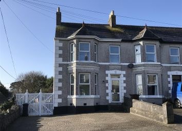 Thumbnail 4 bed semi-detached house for sale in Highfield Avenue, St Austell, St. Austell