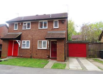 Thumbnail 1 bed semi-detached house for sale in Markeaton Street, Derby