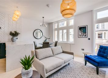Thumbnail 2 bedroom flat for sale in Waldemar Avenue, Fulham, London