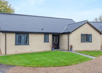Thumbnail 3 bed detached bungalow for sale in The Street, Sporle, King's Lynn