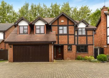 Thumbnail 5 bedroom detached house for sale in Acorn Close, Stanmore, Middlesex