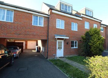 Thumbnail 4 bed town house to rent in Foxhollow, Great Cambourne, Cambourne, Cambridge