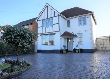 Thumbnail 3 bed detached house for sale in Trysull Road, Wolverhampton