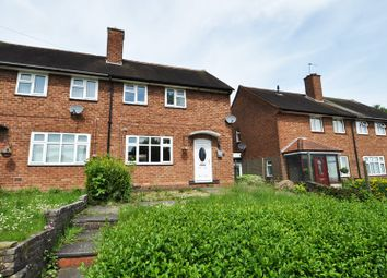 Thumbnail 2 bedroom semi-detached house to rent in Meadvale Road, Rednal, Birmingham