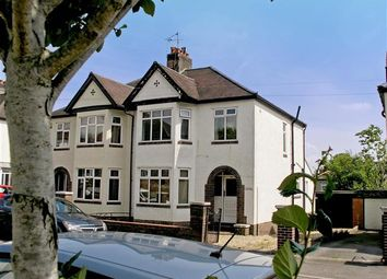 Thumbnail 3 bed semi-detached house for sale in Vaughan Avenue, Llandaff, Cardiff