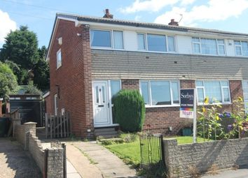 Thumbnail 3 bed semi-detached house to rent in Shelley Drive, Monk Bretton, Barnsley