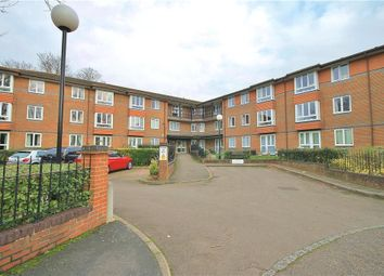 Thumbnail 1 bed flat for sale in Beech Lodge, Farm Close, Staines-Upon-Thames, Surrey