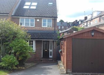 Thumbnail 4 bed end terrace house to rent in Fulney Road, Sheffield