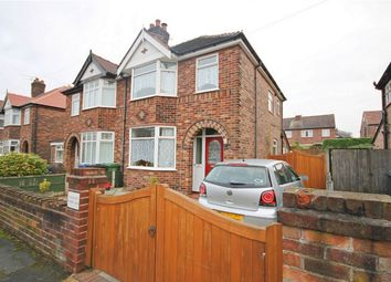 Thumbnail 3 bed semi-detached house for sale in Greenbank Gardens, Stockton Heath, Warrington