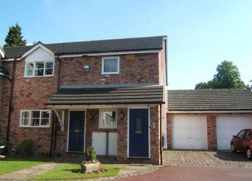 Thumbnail 2 bed flat to rent in Park Court Mews, Park Lodge Close, Cheadle