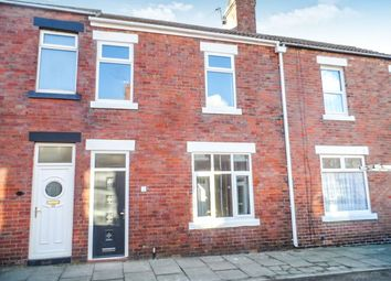 Thumbnail 3 bed terraced house to rent in Simonside Terrace, Newbiggin-By-The-Sea