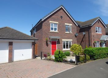 Thumbnail 4 bedroom detached house for sale in Kingfisher Drive, Easington Lane, Houghton Le Spring