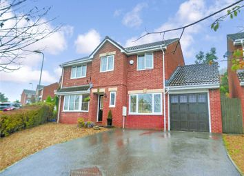 Thumbnail 5 bed detached house for sale in Dorallt Way, Henylls, Cwmbran