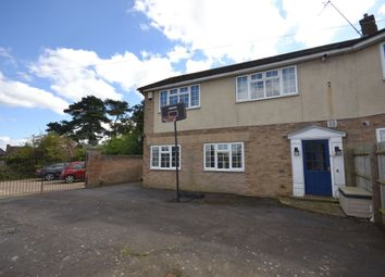 Thumbnail 3 bed semi-detached house for sale in Station Road, Cogenhoe, Northampton