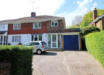 Thumbnail 3 bedroom semi-detached house for sale in Overdown Road, Tilehurst, Reading, Berkshire