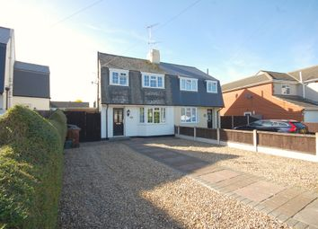 Thumbnail 4 bed semi-detached house for sale in Baddow Hall Crescent, Great Baddow, Chelmsford