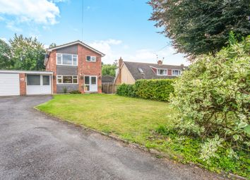 Thumbnail 4 bed detached house for sale in Rectory Lane, Poringland, Norwich