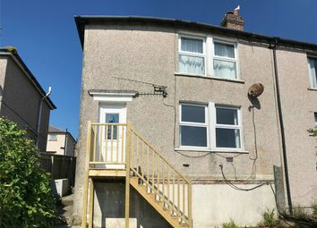 Thumbnail 3 bed end terrace house for sale in Hill Top Road, Whitehaven, Cumbria