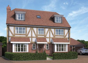 "Thumbnail 5 bed property for sale in ""The Epping"" at Renfields, Haywards Heath"