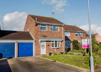 Thumbnail 3 bed detached house for sale in Acorn Close, New Balderton, Newark