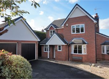 Thumbnail 4 bed detached house for sale in Smithy Lane, Helsby
