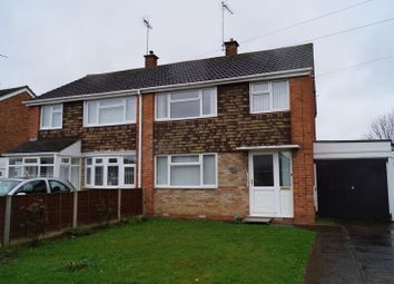 Thumbnail 3 bed semi-detached house for sale in Kingstone Avenue, Hucclecote, Gloucester