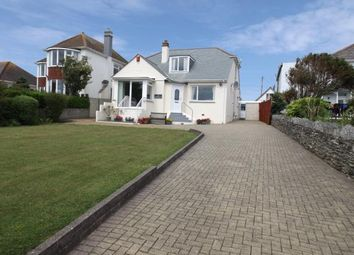 Thumbnail 3 bedroom bungalow for sale in Pentire, Newquay, Cornwall