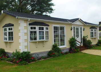 Thumbnail 2 bed mobile/park home for sale in Charlcombe Park, Portishead, North Somerset