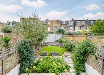 5 bed terraced house for sale in Rostrevor Road, London SW6