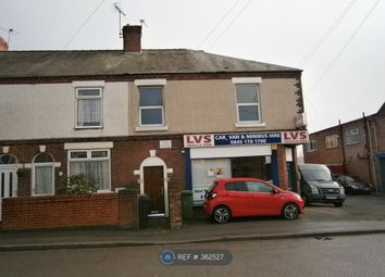 Thumbnail 1 bed flat to rent in Main Road, Leabrooks, Alfreton