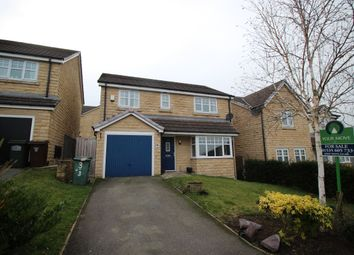Thumbnail 4 bed detached house for sale in Low Fell Close, Keighley