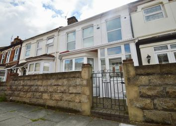 Thumbnail 3 bed terraced house to rent in Park Avenue, Northfleet, Gravesend