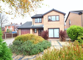 Thumbnail 4 bed detached house for sale in Ruskin Drive, Dentons Green, St. Helens
