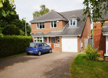 Thumbnail 5 bed detached house to rent in Trenchard Avenue, Halton, Aylesbury