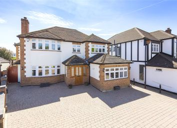 5 bed detached house for sale in Nelmes Close, Emerson Park RM11