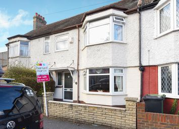 Thumbnail 3 bed terraced house for sale in Eveline Road, Mitcham