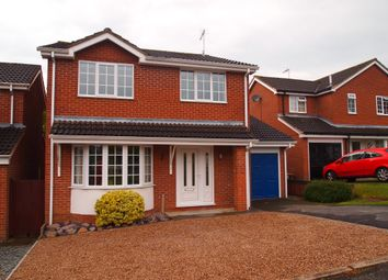 Thumbnail 4 bed property to rent in St Wilfrids Close, Kibworth Beauchamp, Leicestershire
