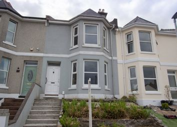 Thumbnail 3 bedroom terraced house for sale in St. Georges Terrace, Plymouth