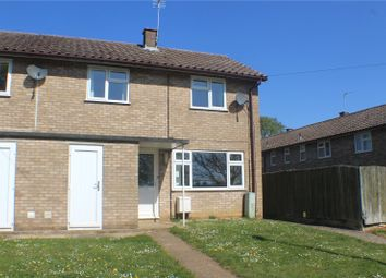Thumbnail 2 bed end terrace house to rent in Lawrence Road, Wittering, Peterborough, Cambridgeshire