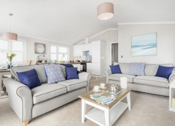 Thumbnail 3 bed lodge for sale in Panorama Road, Swanage
