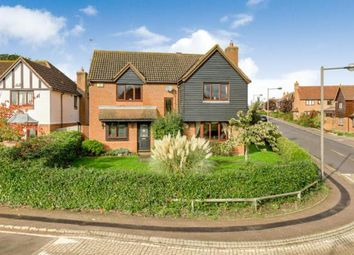 Thumbnail 4 bed detached house for sale in Linceslade Grove, Loughton, Milton Keynes