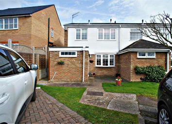 Thumbnail 3 bed property for sale in Wheelers Close, Nazeing, Waltham Abbey
