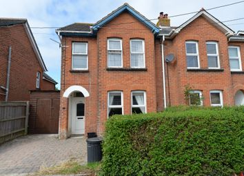 Thumbnail 3 bed semi-detached house for sale in Byron Road, Barton On Sea, New Milton